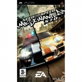 Игра для PSP Need for Speed: Most Wanted 5-1-0 (Essentials)
