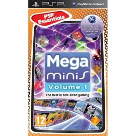 Игра для PSP Mega Minis Volume 1 (Essentials)