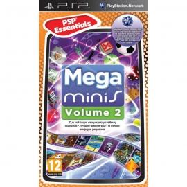 Игра для PSP Mega Minis Volume 2 (Essentials)
