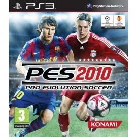 Игра для PSP Pro Evolution Soccer 2010 Platinum