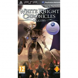 Игра для PSP White Knight Chronicles Origins