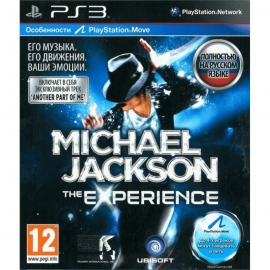 Игра для PS3 Michael Jackson The Experience (Special Edition)