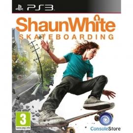 Игра для PS3 Shaun White Skateboarding Русская коробка