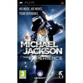 Игра для PSP Michael Jackson The Experience