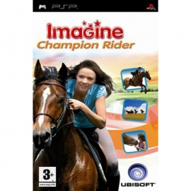 Игра для PSP Imagine Champion Rider