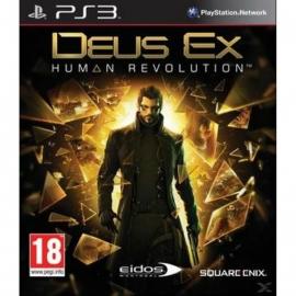 Игра для PS3 Deus Ex: Human Revolution