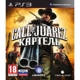 Игра для PS3 Call of Juarez. Картель