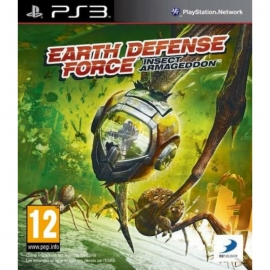 Игра для PS3 Earth Defense Force: Insect Armageddon