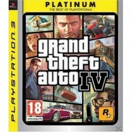 Игра для PS3 Grand Theft Auto IV (Platinum)