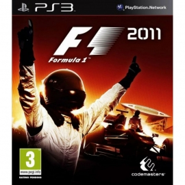 Игра для PS3 F1 2011