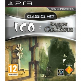 Игра для PS3 ICO & Shadow of the Colossus (Classics HD)