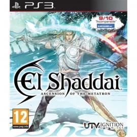 Игра для PS3 El Shaddai. Ascension of the Metatron