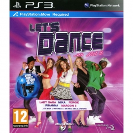 Игра для PS3 Let's Dance With Mel B