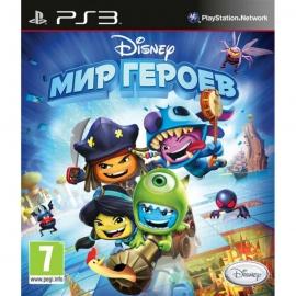 Игра для PS3 Disney Мир Героев