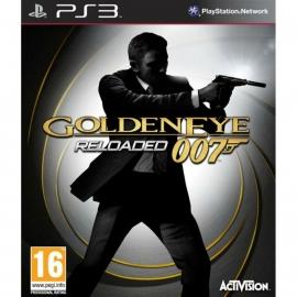 Игра для PS3 GoldenEye 007: Reloaded