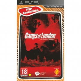 Игра для PSP Gangs of London
