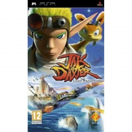 Игра для PSP Jak and Daxter: Lost Frontier
