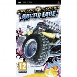 Игра для PSP MotorStorm: Arctic Edge