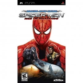 Игра для PSP Spider-Man: Web of Shadows
