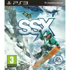 Игра для PS3 SSX