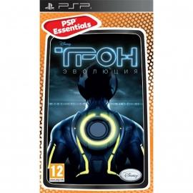 Игра для PSP Трон. Эволюция (Essentials)