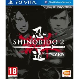Игра для PS Vita Shinobido 2: Revenge of Zen