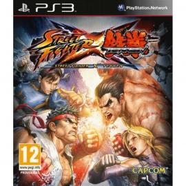 Игра для PS3 Street Fighter X Tekken