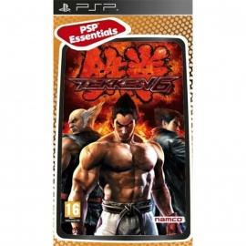 Игра для PSP Tekken 6 (Essentials)