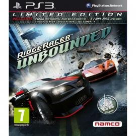 Игра для PS3 Ridge Racer: Unbounded Ограниченное издание