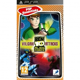 Игра для PSP Ben 10: Alien Force Vilgax Attacks (Essentials)
