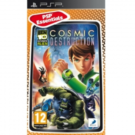 Игра для PSP Ben 10: Ultimate Alien Cosmic Destruction (Essentials)