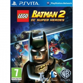 Игра для PS Vita LEGO Batman 2. DC Super Heroes