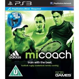 Игра для PS3 Adidas miCoach