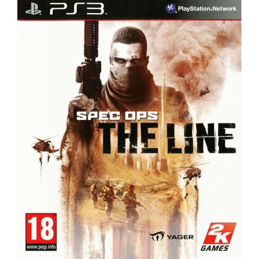 Игра для PS3 Spec Ops: The Line title=