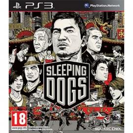 Игра для PS3 Sleeping Dogs