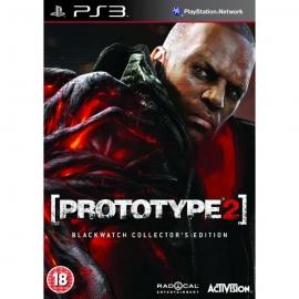 Игра для PS3 Prototype 2: Blackwatch Collector's Edition