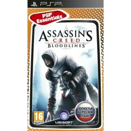 Игра для PSP Assassin's Creed Bloodlines (Essentials)