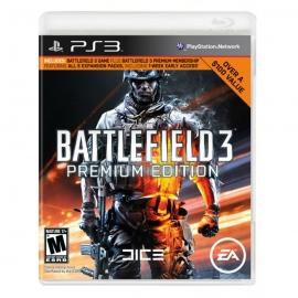 Игра для PS3 Battlefield 3 (Premium Edition)