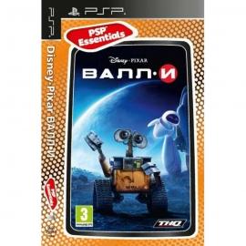 Игра для PSP Валл-И (Essentials)