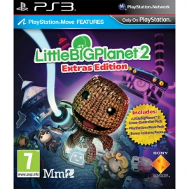 Игра для PS3 LittleBigPlanet 2. Extras Edition