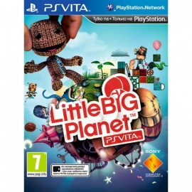 Игра для PS Vita LittleBigPlanet