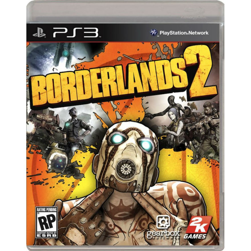 Игра для PS3 Borderlands 2 Day One Edition title=