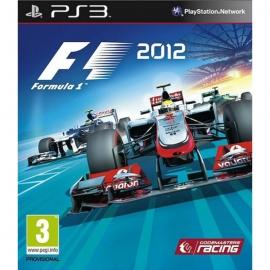 Игра для PS3 Formula 1 2012