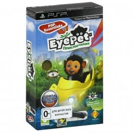 Игра для PSP EyePet Приключения + Камера PSP