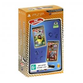 Игра для PSP EyePet Приключения + Invizimals Затерянные племена + Камера USB