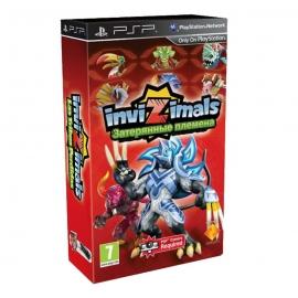 Игра для PSP Invizimals: Затерянные племена + Камера USB