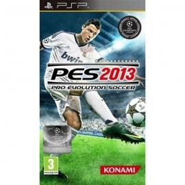 Игра для PSP Pro Evolution Soccer 2013