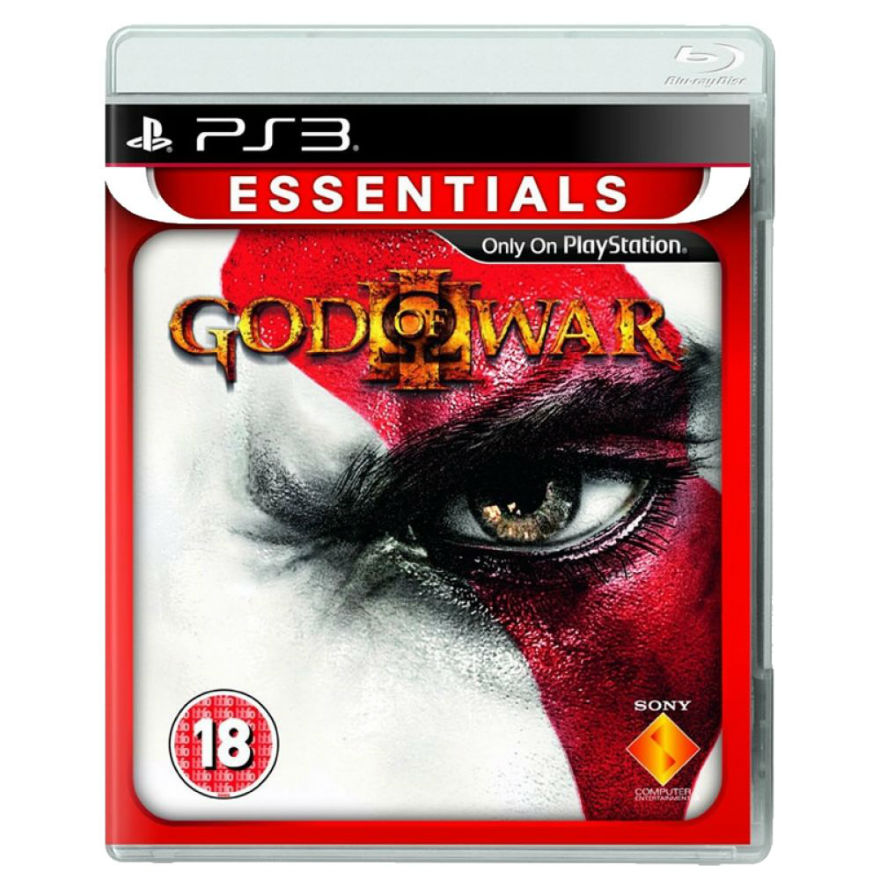 Игра для PS3 God of War 3 (Essentials) title=