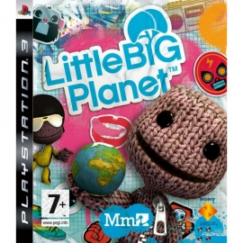 Игра для PS3 LittleBigPlanet