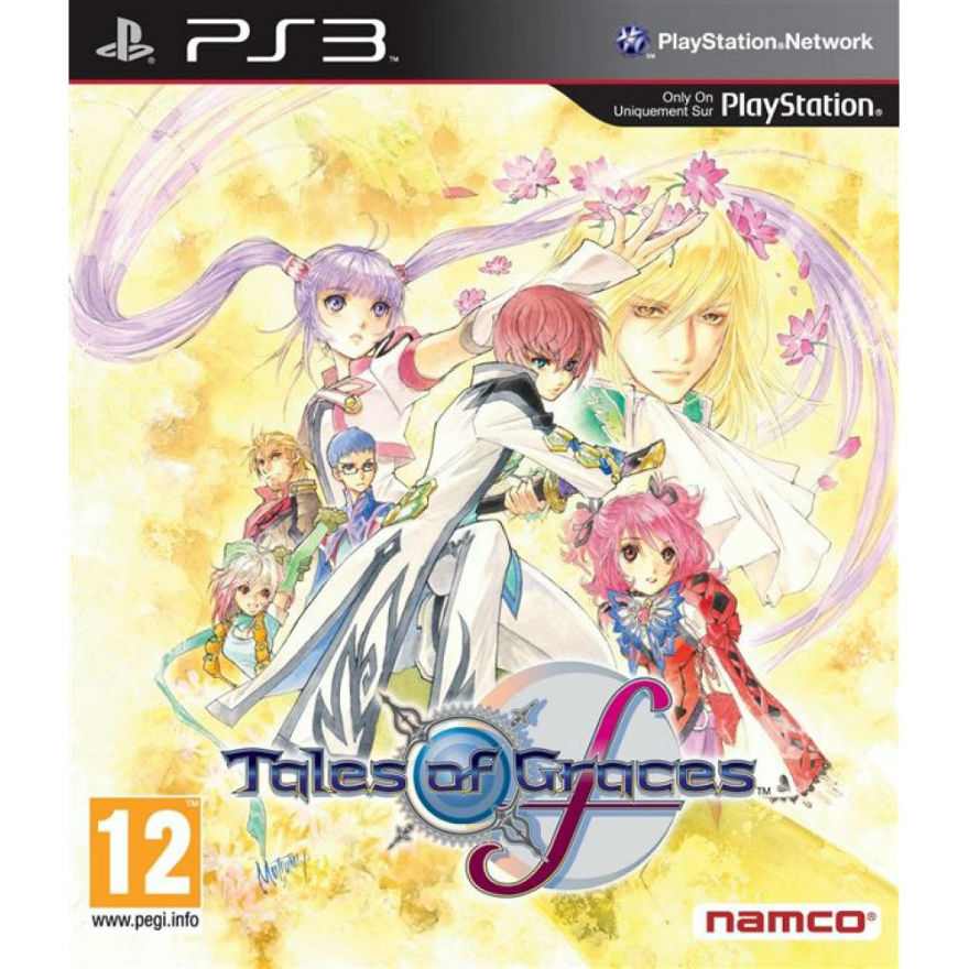 Игра для PS3 Tales of Graces F title=